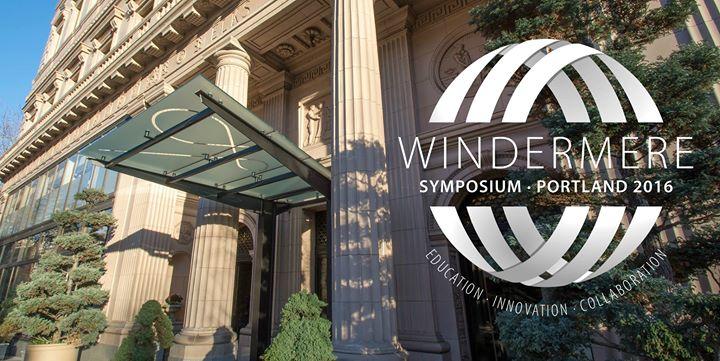 Windermere Symposium 2016